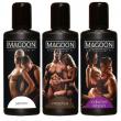 Magoon masažno olje Komplet 3X50 Ml