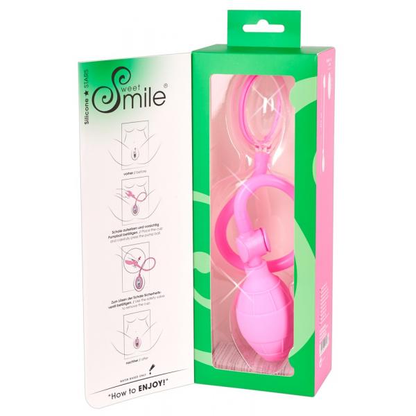 Črpalka Za Vagino Smile